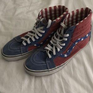 Vans America High Tops